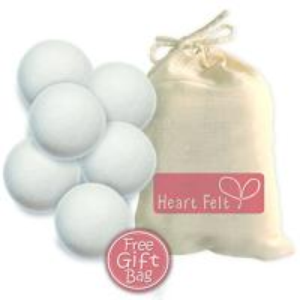 China china factory Merino Sheep Wool Dryer Balls for Laundry Nepal Felt Balls on sale