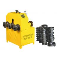 Quality 1500 W Steel Square And Round Pipe Bender Adjust Shafts By Hand for sale