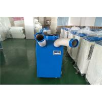 Buy cheap 5500W Spot Coolers Portable Cooling Units With Two Flexible Hoses ISO CE from wholesalers