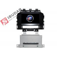 Quality Android 7.1.1 Car Stereo Multimedia Player System For Buick Excelle XT/GT 2011-2012 for sale