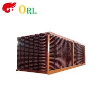 China Electrical Water CFB Boiler Economizer Power Plant , Steam Boiler Economizer for sale