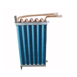 Quality 2.8Mpa Aluminum Foil Refrigerator Evaporator Rectangle Welding Line for sale