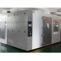 Quality Large Capacity Constant Electrionic Walk-in Chamber Environmental Climate Test Machine for sale