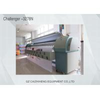 China Digital Inkjet Large Format Printer Seiko 510 50pl Printhead Challenger 3278N on sale