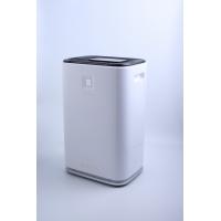 China Adjustable Humidistat Air Purify 25L/D 50 Pint Home Dehumidifier on sale