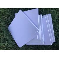 Quality Thinckness 5mm PVC Free Foam Board White Color For Outdoor Furniture Cabinet for sale
