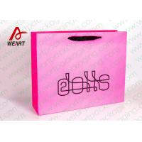 Best Funny Logo Printed Personalized Paper Gift Bags For Party 38 X 18 X 25cm wholesale