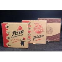 Quality custom cardboard 12 inch reusable frozen pizza box,Cheap Custom offset printing corrugated pizza box wholesale bagease for sale