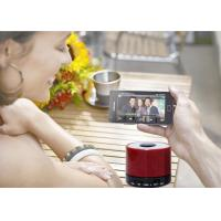 Buy cheap Outdoor Stereo Surround Sound Bluetooth Speakers With AUX / TF Card Supporting A2dp from wholesalers