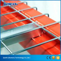 China Galvanized Wire Decking for pallet rack on sale
