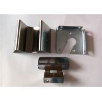 Quality Durable Custom CNC Machined Parts Iron / Aluminum Welding And Drilling Services for sale