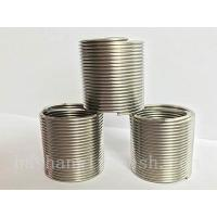 Quality DIN/GB stainless steel screw thread coils wiyh superior quality for sale