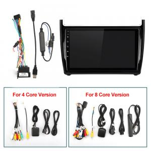 Quality 32G Car GPS Navigation DVD Player 4G Car Radio With Voice Control for sale
