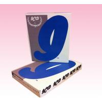 Best custom promotional retail paper box for T-shirt clothing apparel wholesale