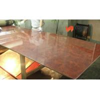 Quality Fire Protection Matt / Texture Wood Grain HPL Laminate Sheet Formica Wall Panels for sale