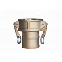 Quality Cast Iron Or Nylon Camlock Quick Coupling Reusable Hose Fitting for sale