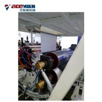 Buy Multi Layer SPC Flooring Making Machine , LVT Vinyl Plank Floor Production Line at wholesale prices