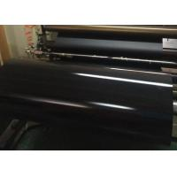 Quality Black Abrasive PC Film Halogen Free Stable Performance With One Side Grinds Sand for sale