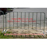 Quality Temporary Pool Fencing Crowd Control Fence for sale