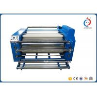 Quality Roller To Roller Sublimation Heat Transfer Press Machine Automatic Fabric Calender for sale