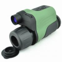 Quality Compact HD 1-2X24 Infrared Digital Night Vision Monocular Scope With Soft Bag for sale