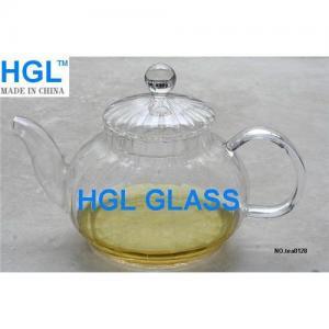 Buy cheap Borosilicate glass teapot from wholesalers