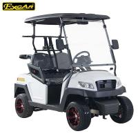 China Right Hand Steering Electric Golf Buggy on sale