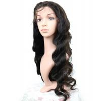 Quality Brazilian Human Hair Lace Front Wigs Body Wave Full 150% Density for sale