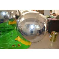 Quality Charming Inflatable Mirror Balloons Ornaments For Advertising Outdoor for sale