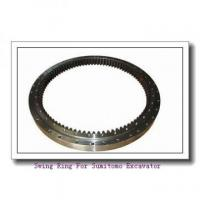 Quality Wanda Three Row Roller Slewing Bearing with External Gear for sale