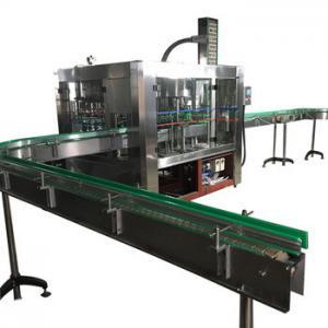 Quality Foil Sealing 3000BPH 80mm HDPE Bottle Automatic Milk Filling Machine for sale