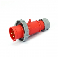 Quality Halogen Free 500V IP44 IP67 IEC 16A Industrial Plugs for sale