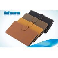 Quality Anti-Scratch Samsung Galaxy Leather Cases No-Toxic with Multi-Function for sale