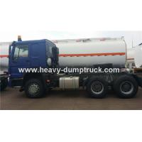 China 371HP Howo Light Duty Tractor Truck With ZF8118 Steering System and HF7 Front Axle on sale