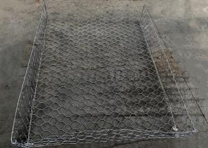 Quality Hot Dipped Galvanized Slope Stabilization Gabion Wall for sale