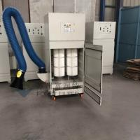 Quality FORST Cartridge Dust Filter Dust Extraction Systems Units for sale