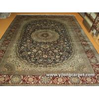 China Handmade Silk Rugs on sale