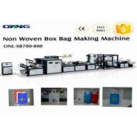 Buy cheap High Speed Ultrasonic Non Woven Bag Making Machine Full Automatic from wholesalers