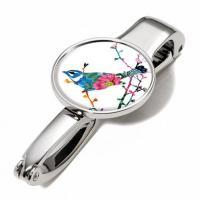 Quality Novelty Design Metal Anniversary Gifts Promotional Custom Purse Hanger for sale