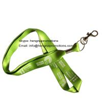 Quality nylon lanyard for sale