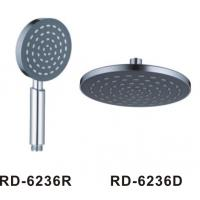 Douche Bathroom Shower Head Set Chrome Bronze Matt Finished Easy Operation