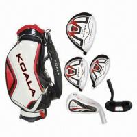 Quality Golf Club Set, New and Fashionable Golf Bags, OEM Services are Provided for sale
