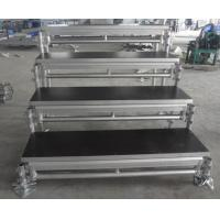 Quality Waterproof Movable Stage Platform For Adjustable Chorus Stage / Folding Stage for sale