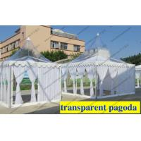 Quality Re - Locatable Miniature High Peak Canopy Aluminum Frame With Optional Sidewalls for sale
