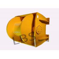 Quality Engineering 10 ton Winch Drum & 0.8 ton Single Rope Tension with One Year Warranty for sale
