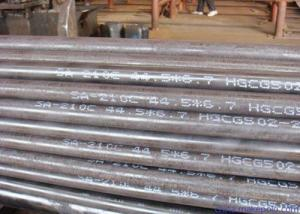 Quality Economizer SA210C Superheater Heat Exchanger Pipe Cold Drawn for sale