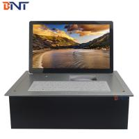 Quality 17.3inch FHD screen 102 degree overturn angle electric desk  monitor BF6-17.3A for sale