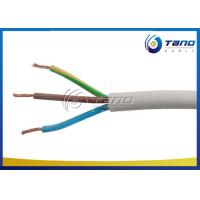 China 10 AWG PVC Insulated Cable Nylon Jacket Electrical Wire UL 183 Standard on sale