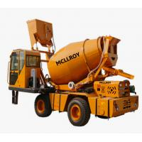 China 76kw Heavy Construction Machinery 2.0 Cubic Meters Self Propelled  Concrete Mixer Truck on sale