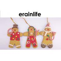 Quality Home Decor Christmas Decoration Accessories Polyresin Hanging Pendant for sale